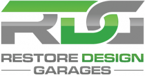 Restore Design Garages logo